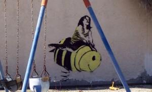 banksybee