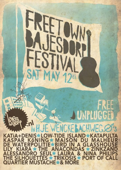 Bajesdorp Festival Poster