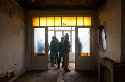 Joes Garage Amsterdam : Larage benefit support the squatting scene