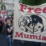 Demo Free Mumia Abu-Jamal