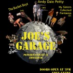 Joe's Garage Singer Songwriters #4