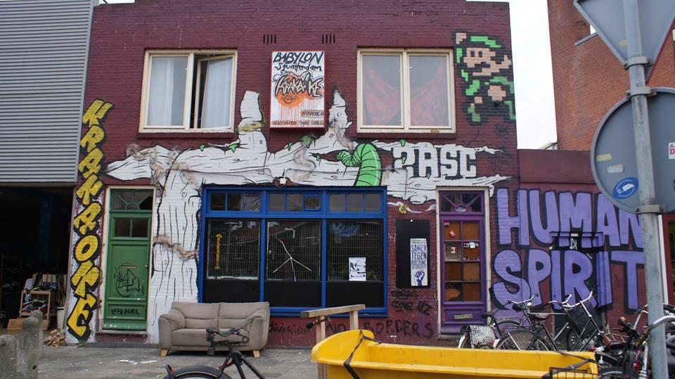 Joes Garage Amsterdam : Infoavond u2022 joes garage