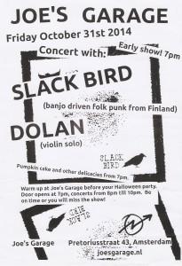 slackbird