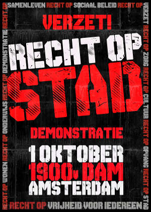RECHT_OP_STAD_demo_1_october_2015